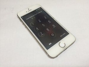 iPhone5sガラス液晶修理後