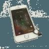 iPhone5sホームボタン修理