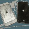 iPhone6ガラス修理2台